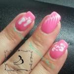 ManiQ Pink Neon baby thema