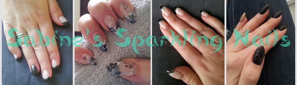 Sabines Sparkling Nails